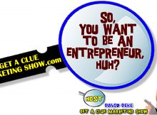 So you want to be Entrepreneur Huh